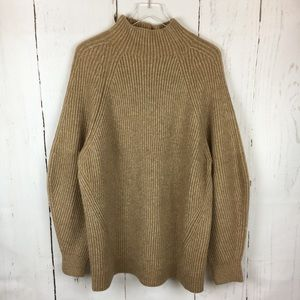 H&M | Turtleneck Tunic Sweater